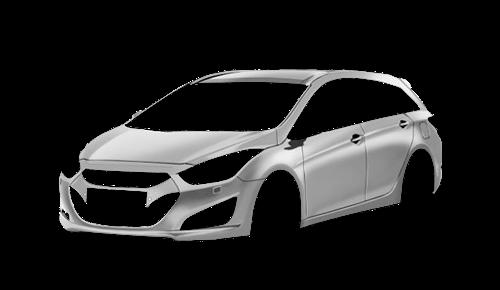 Цвета кузова i40 Wagon