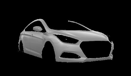 Цвета кузова i40 Sedan